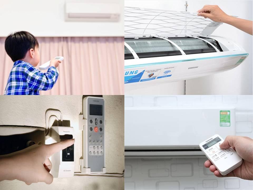 Cách phòng tránh hư hỏng máy lạnh