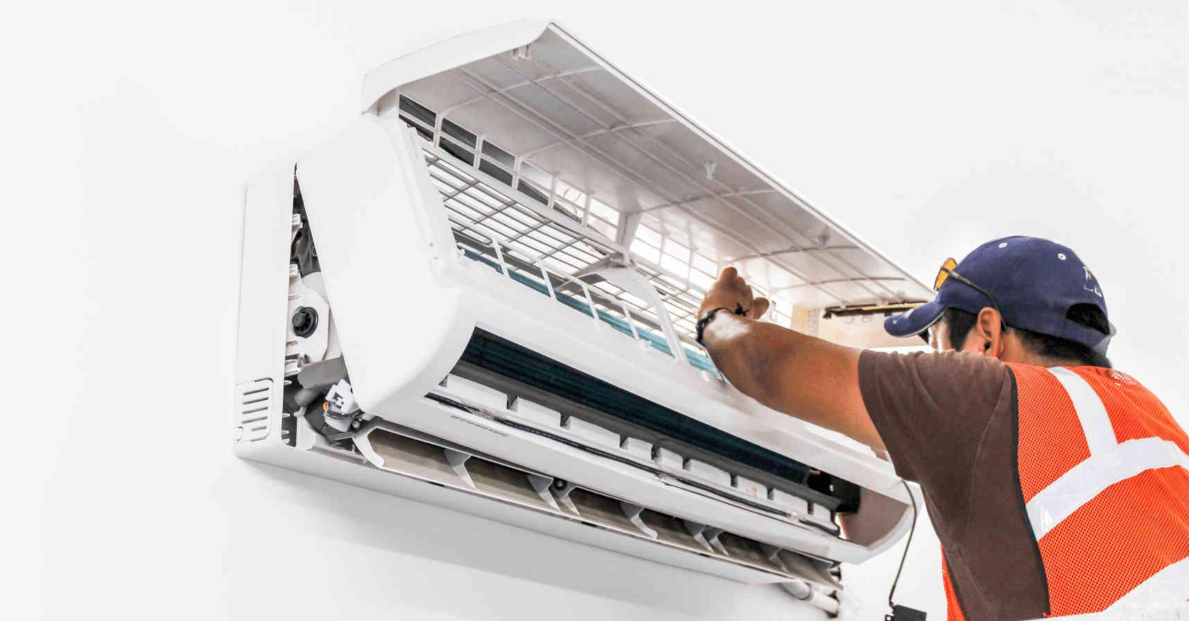 Sửa chữa máy lạnh quận Bình thạnh