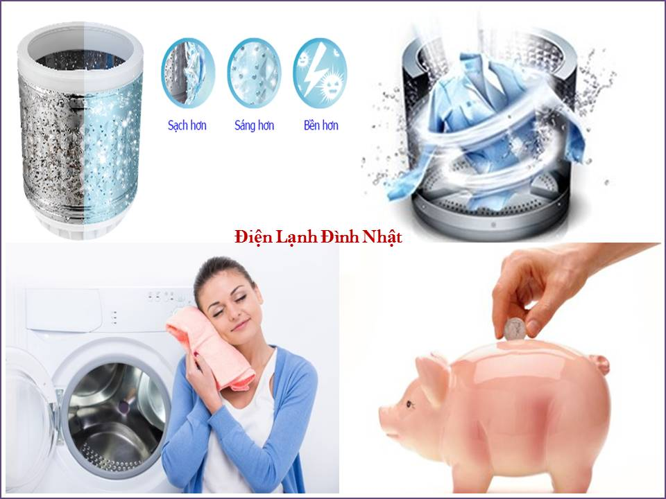 vệ sinh máy giặt tại Bình Thạnh