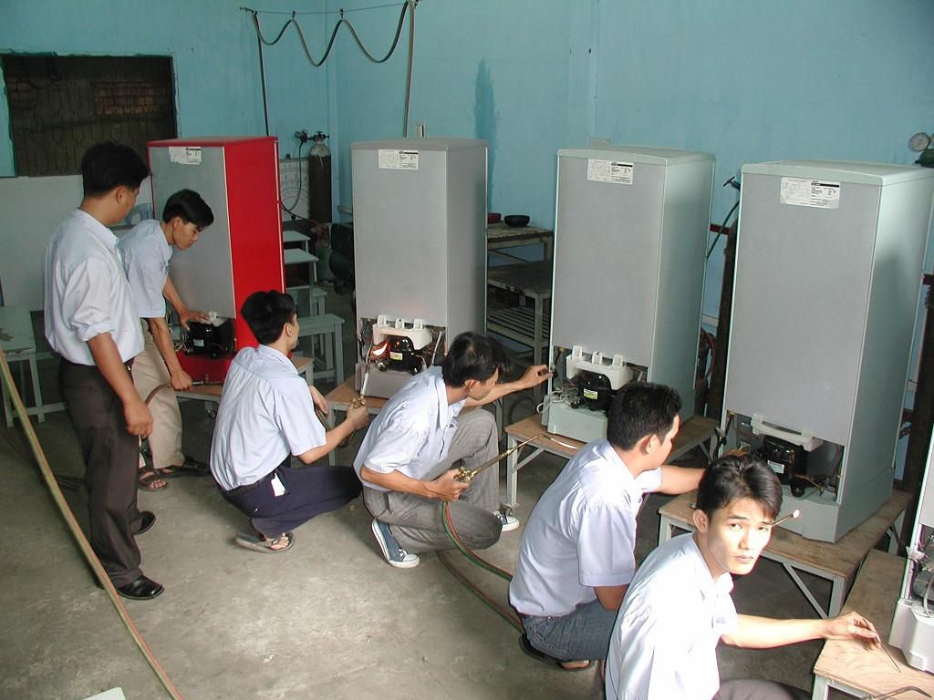 trung tâm bảo hành tủ lạnh Hitachi