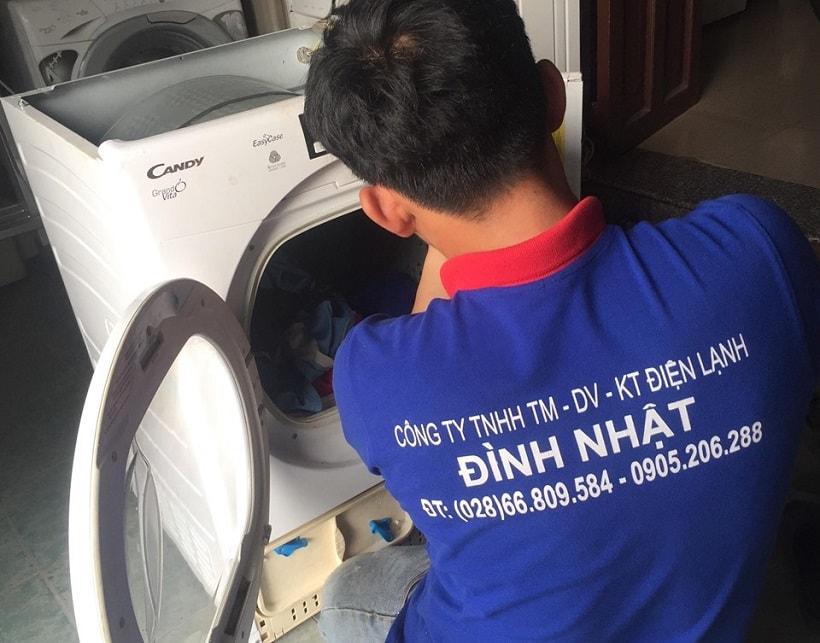 Sửa máy giặt quận 2 uy tín