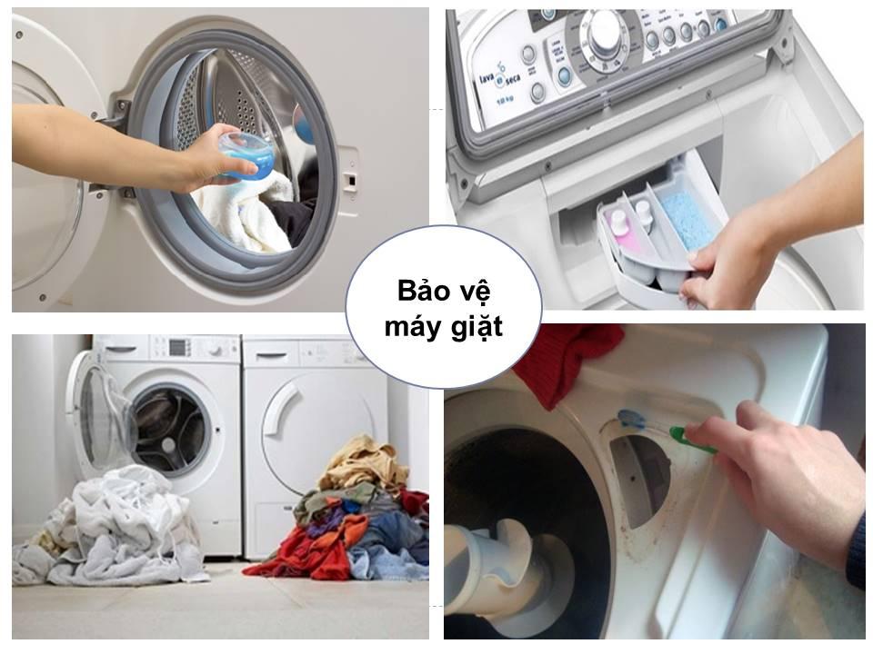 Cách giặt đồ - vệ sinh máy giặt quận 5 đúng cách