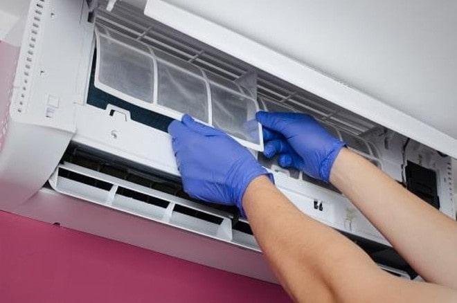 Cần vệ sinh máy lạnh thường xuyên