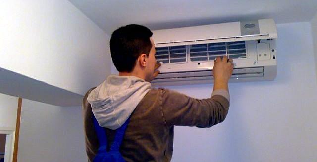 Quy trình sửa máy lạnh quận Phú Nhuận