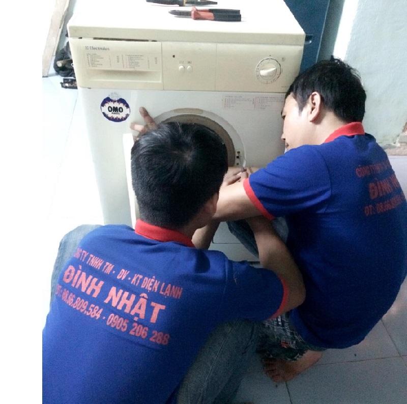 sửa máy giặt quận 5 tại nhà