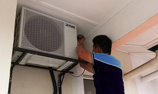 Sửa chữa máy lạnh quận Tân Bình