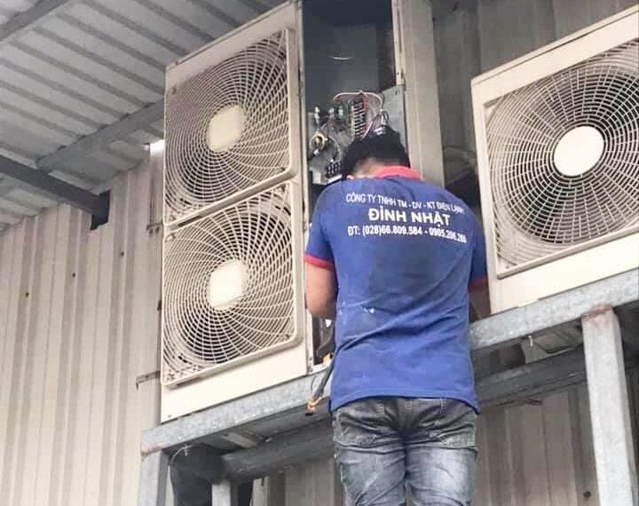 Sửa máy lạnh tại quận 11