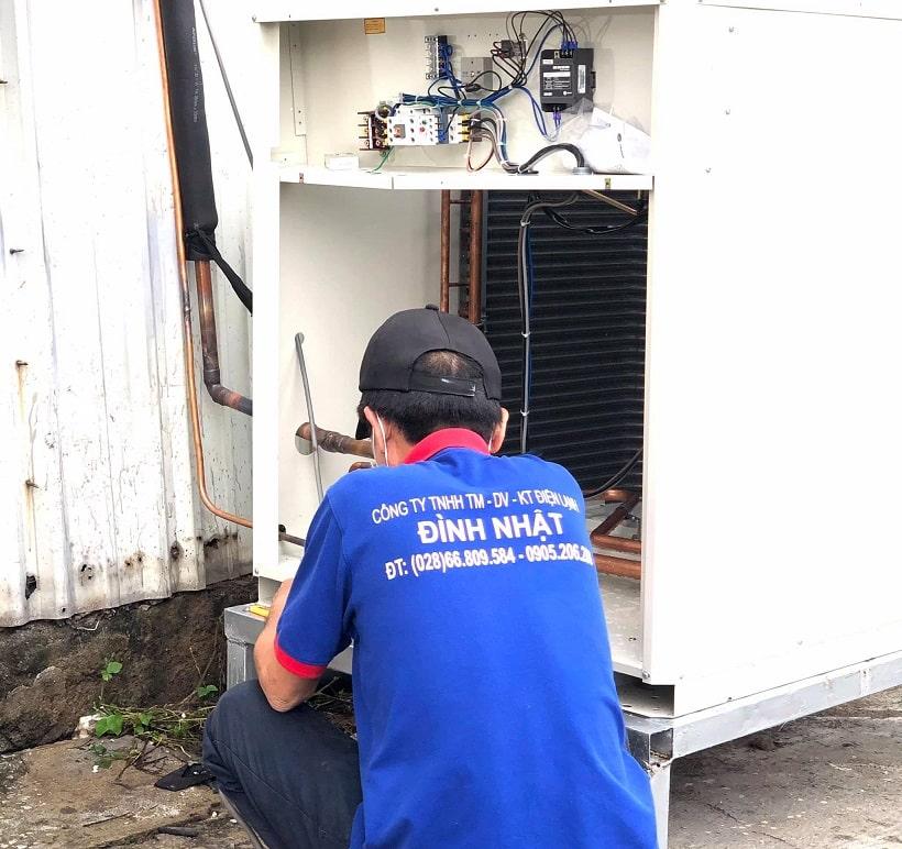 Sửa máy lạnh tại quận 7