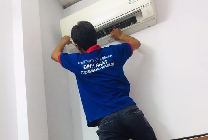 Sửa máy lạnh tại quận Bình Thạnh