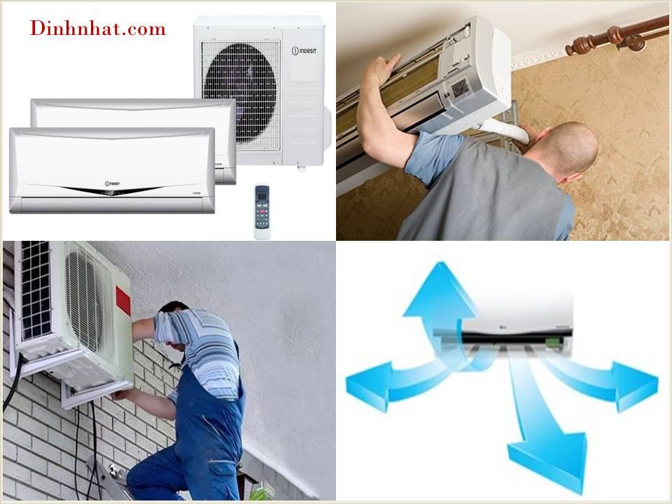 Lắp đặt máy lạnh quận Tân Bình chuyên nghiệp