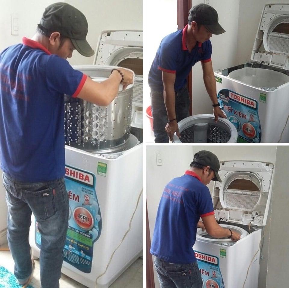 Sửa máy giặt tại quận Gò Vấp