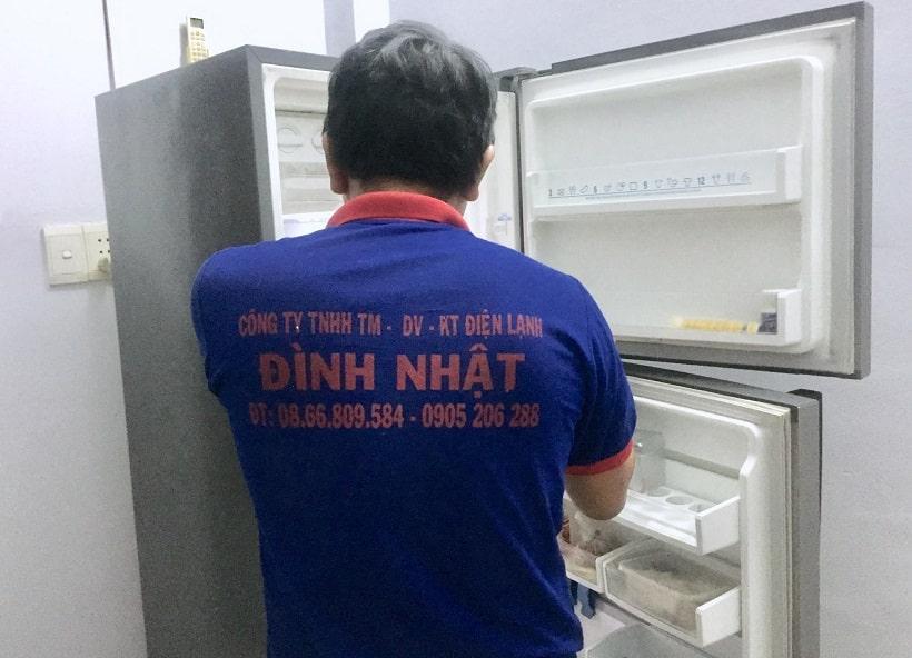 Sửa tủ lạnh tại quận 2