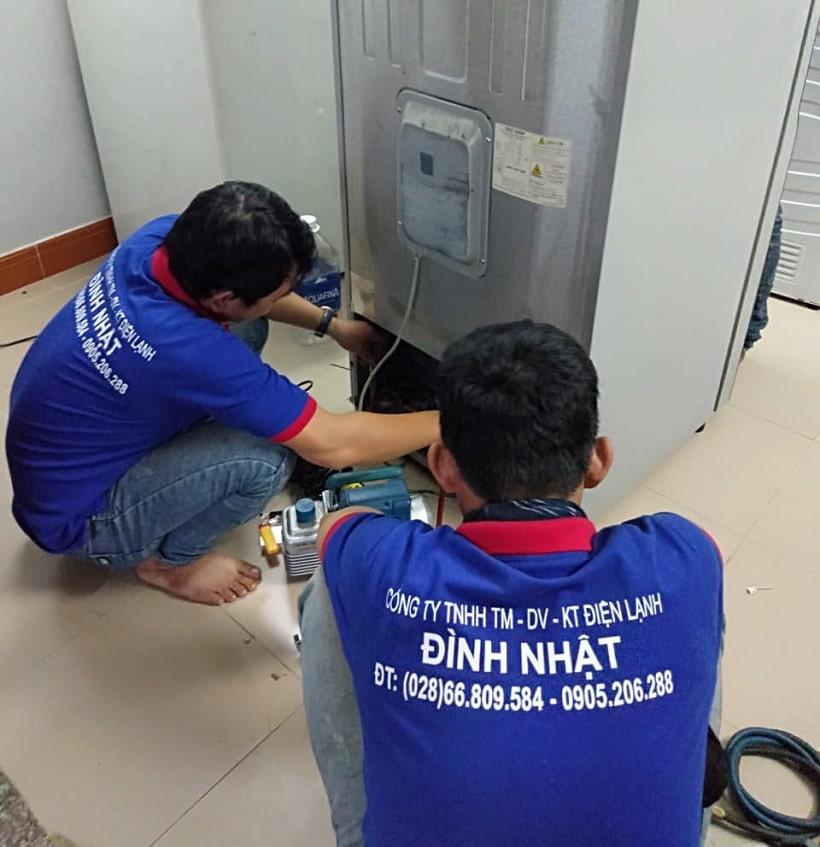 Sửa tủ lạnh tại quận 6