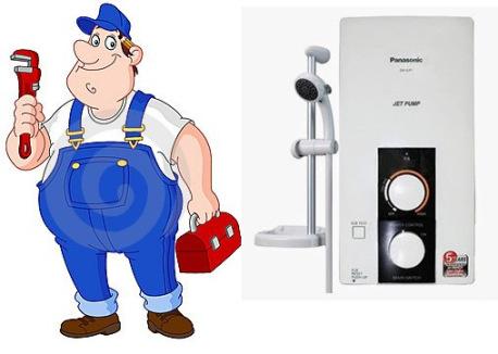 Trung tâm bảo hành máy nước nóng Panasonic tại Tphcm chính hãng