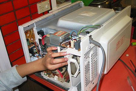 Sửa lò vi sóng Samsung tại TPHCM uy tín