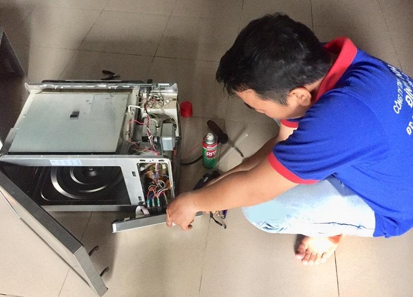 Sửa lò vi sóng tại quận 11