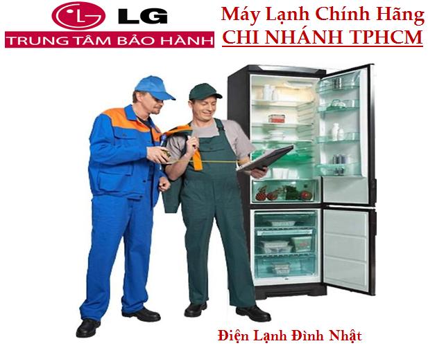 Trung tâm bảo hành tủ lạnh Lg tại Tphcm chuyên nghiệp