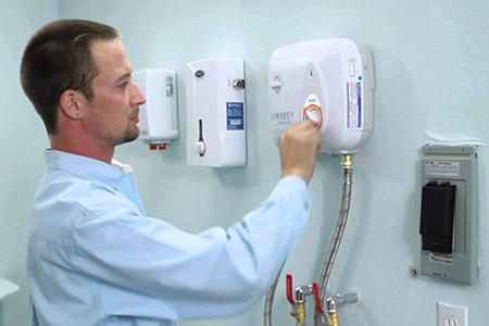 Trung tâm bảo hành máy nước nóng ALPHA