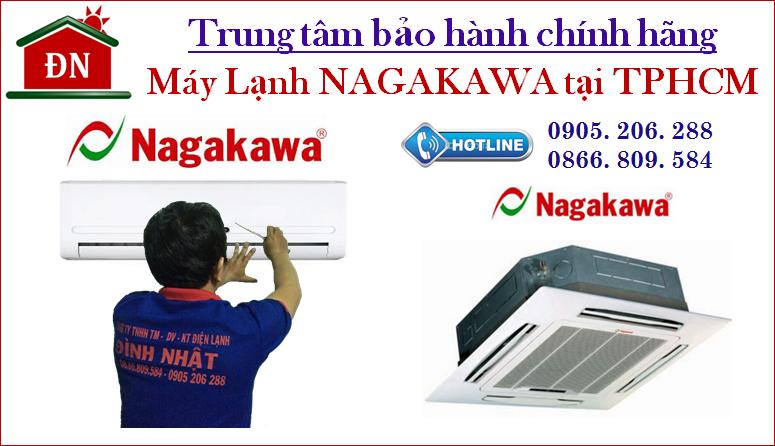 Trung tâm bảo hành máy lạnh Nagakawa tại Tphcm